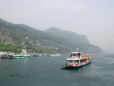 桂林漓江下り