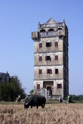 広東省の世界遺産 開平