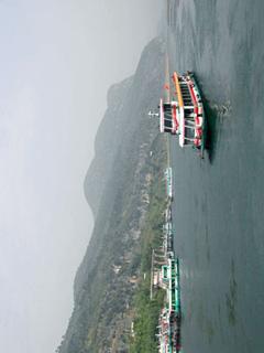 桂林・漓江碼頭