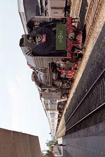 佛山市三水・蒸気機関車